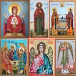 Статья о разновидностях икон