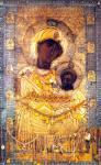Иверская икона Божией Матери, 1-я пол. XI или нач. XII в - Афон