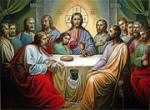 Статья об иконе Тайная Вечеря