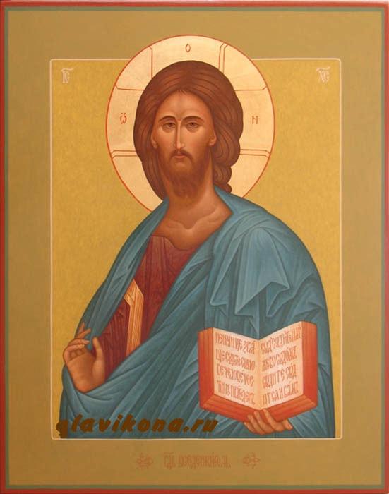 Икона в византийском стиле