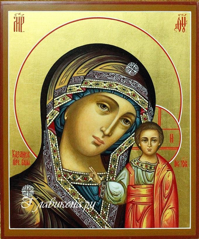 Икона ярославской иконописной школы