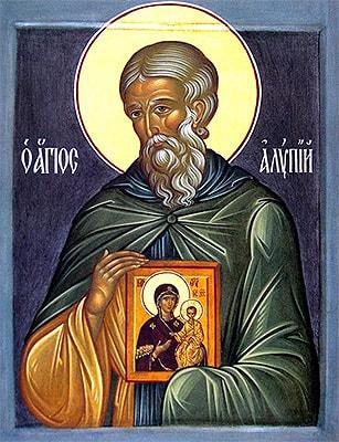 Святой Алипий Печерский