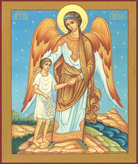Ангел Хранитель ведет нас