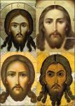 Образ Спаса Нерукотворного в разных стилях иконописи