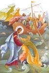 Спасение утопающего Апостола Петра