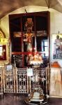 Животворящий крест в с. Годеново