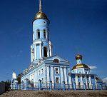 Храм Владимирской Богородицы на Ярославском шоссе