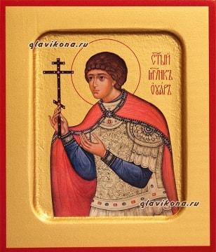 Отзыв из Москвы о заказе печатной иконы святого Уара