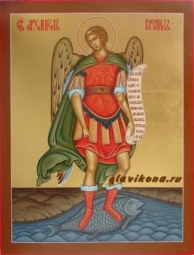 Отзыв из Сочи о заказе на написание иконы Архангела Рафаила