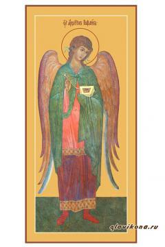 Икона печатаня Архангела Рафаила