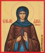 Икона Дарии Зайцевой артикул 574