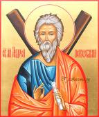 Апостол Андрей Первозванный, икона артикул 583