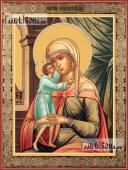 Взыскание Погибших Божия Матерь с узорами - артикул 90402