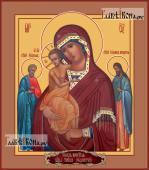 Трех Радостей Божия Матерь - артикул 90436