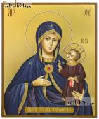 Богородица Армянская, рукописная икона артикул 5324