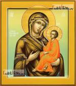 Икона Тихвинской Божией Матери, артикул 234