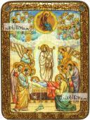 Успение Пресвятой Богородицы, аналойная икона подарочная