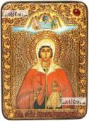 Анастасия Узорешительница аналойная икона подарочная