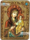 Смоленская Божия Матерь аналойная икона подарочная