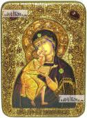 Феодоровская Божия Матерь аналойная икона подарочная