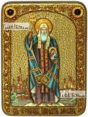 Ермоген патриарх Московский и всея Руси аналойная икона подарочная