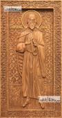 Илия Пророк - резная икона артикул 25023-01