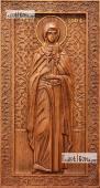 София Римская - резная икона, артикул 25063-01