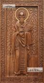 Симеон апостол епископ Иерусалимский - резная икона артикул 25071-01