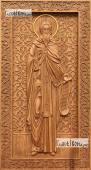 Дионисий Ареопагит - резная икона, артикул 25106-02