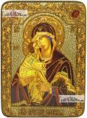 Донская Божия Матерь, аналойная подарочная икона