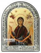 Покров Пресвятой Богородицы икона с рамкой