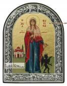 Марина Антиохийская икона с рамкой