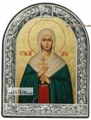 Дарья Римская икона с рамкой
