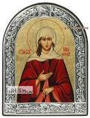 Ксения Петербургская икона с рамкой