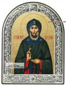Виталий Александрийский икона с рамкой
