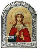 Вероника Виринея Едесская икона с рамкой