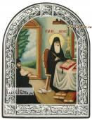 Нестор Летописец Печерский икона с рамкой