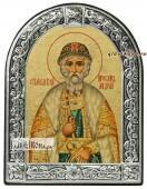 Ярослав Мудрый икона с рамкой