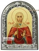 Галина Коринфская икона с рамкой