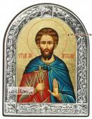 Артемий Антиохийский икона с рамкой