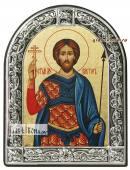 Виктор Дамасский икона с рамкой