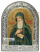 Антоний Печерский икона с рамкой