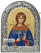 Мученица Вера Римская икона с рамкой