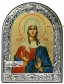 Таисия Египетская икона с рамкой