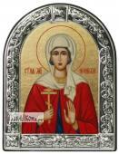 Неонилла Сирийская икона с рамкой