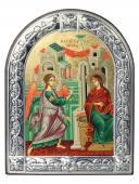 Благовещение Пресвятой Богородицы икона с рамкой