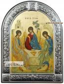 Троица Пресвятая икона с рамкой