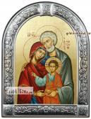 Святое Семейство икона с рамкой
