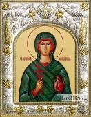 Анастасия Узорешительница икона в ризе артикул 42801