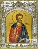 Инна Новодунский, икона в ризе, артикул 42812